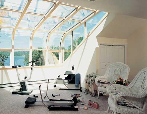 Exercise Room -Solariums