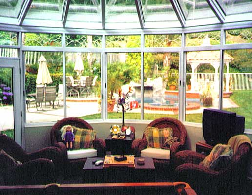Game Room -Conservatories
