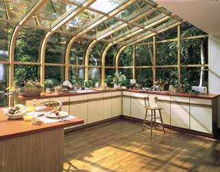 kitchen solarium glass solariums kitchen addition